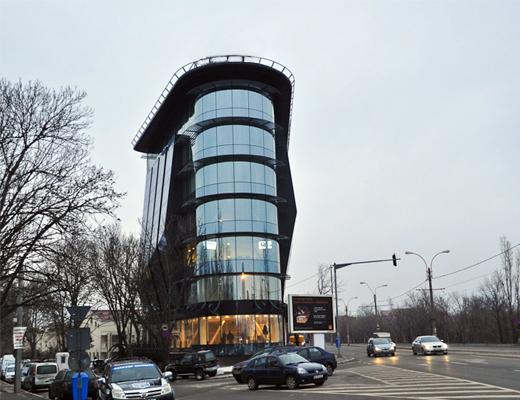 Barbu Vacarescu Office