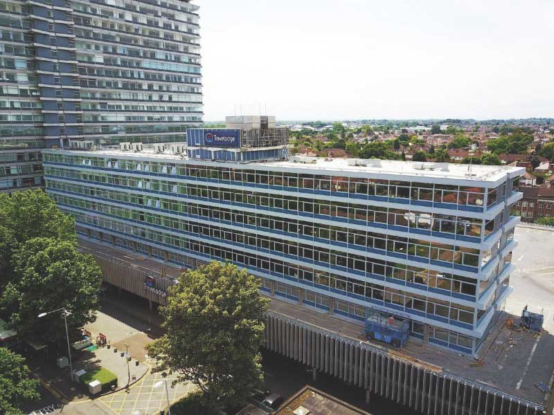 Tolworth Tower – North Wing, Londra